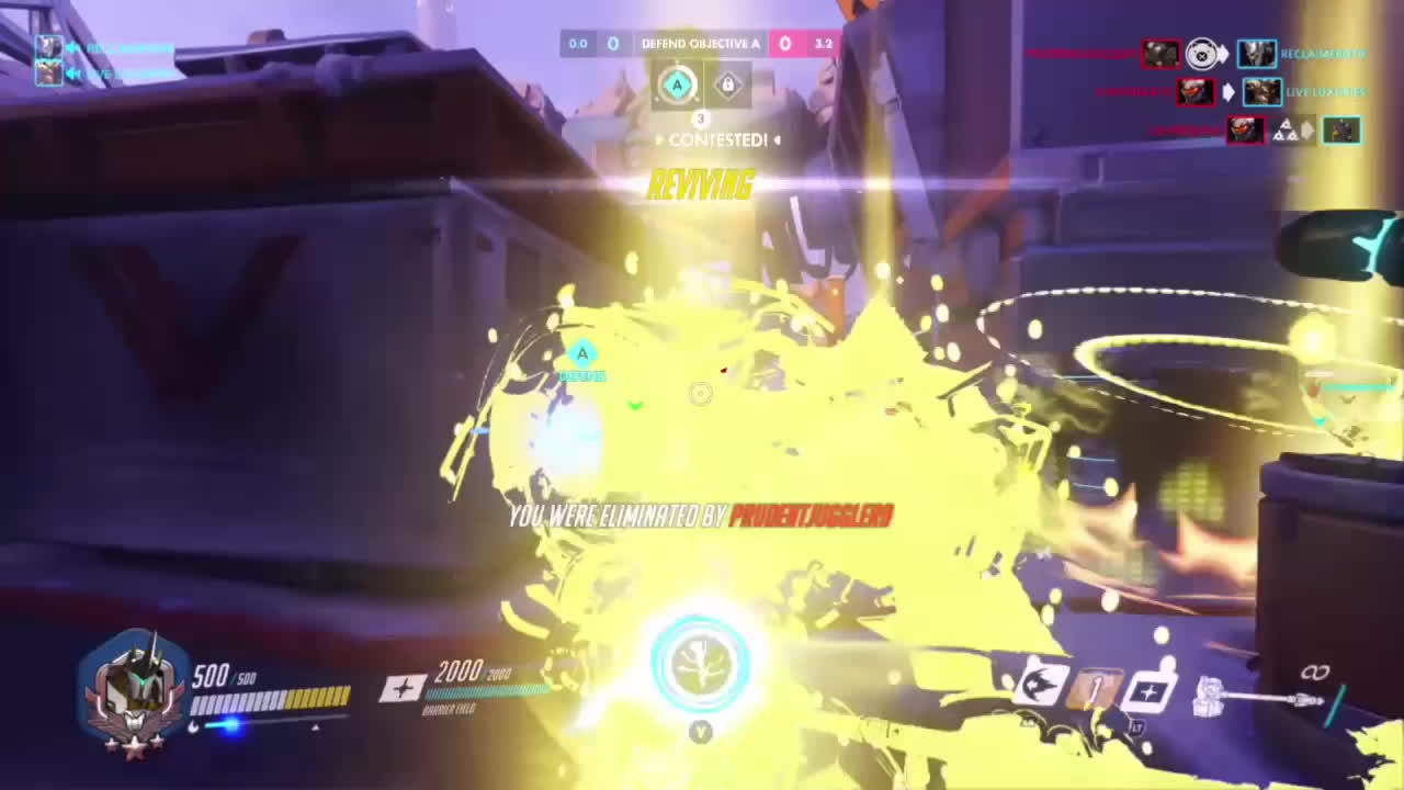 OWConsole, Overwatch, Kill from the Grave! GIFs
