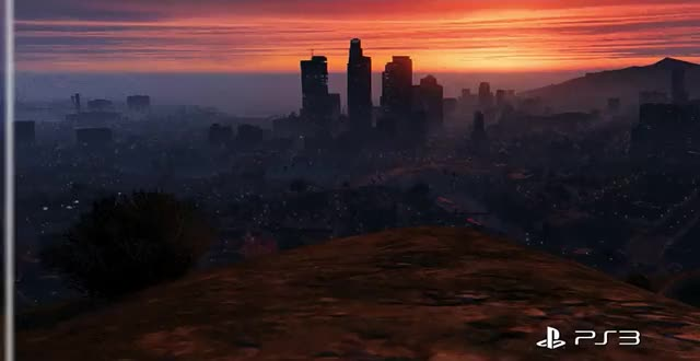 Watch and share GTA V PS3 Vs. PS4 GIFs on Gfycat