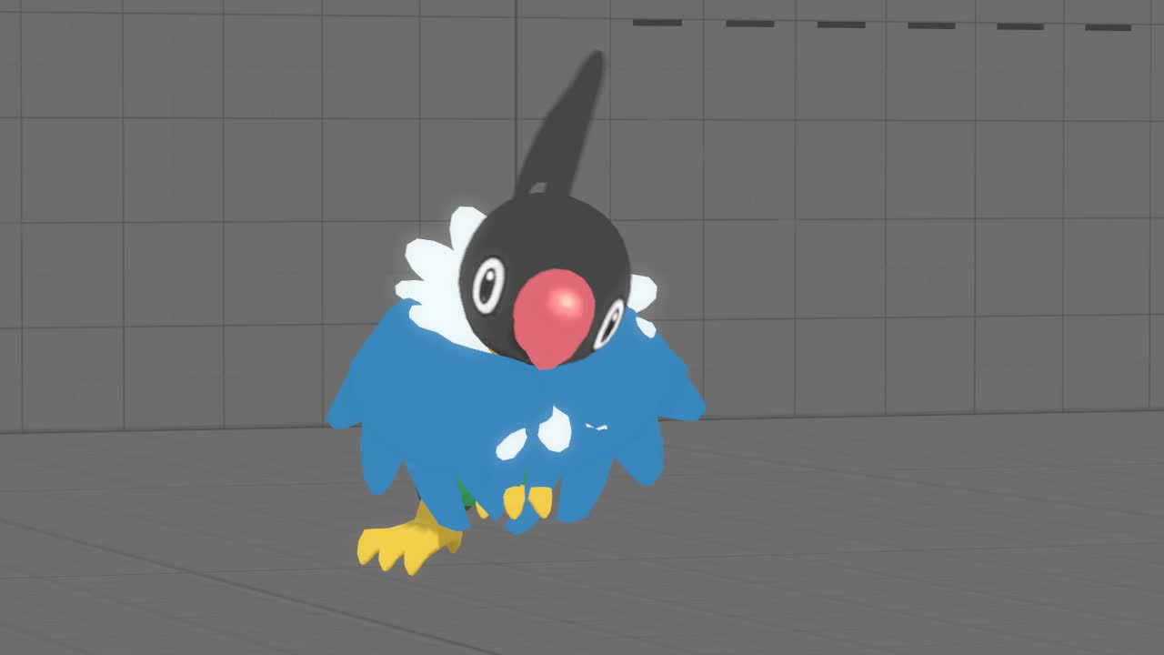 Cursed Chatot.mp4 GIFs