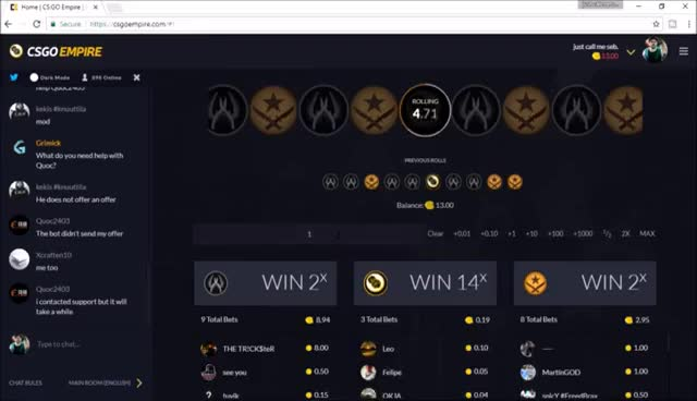 Womble csgo betting where can bet on the kentucky derby in slidell louisiana