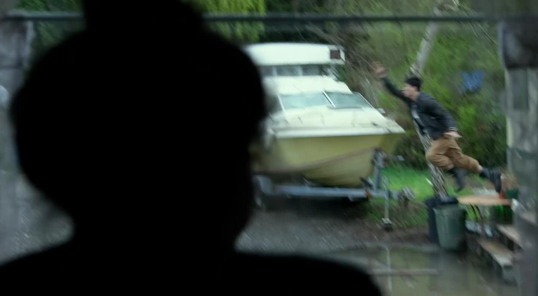lionsgate, movies, power rangers, powerrangers, Zack sticks the landing Power Rangers Movie GIFs
