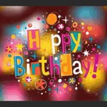 Watch and share Birthday Happybirthday GIFs on Gfycat