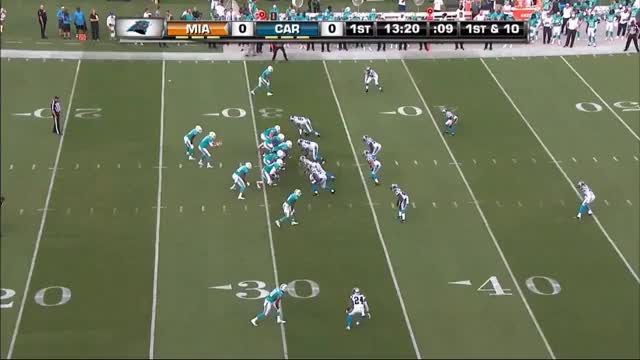 Watch and share Q1 - Kony Ealy Forced Fumble GIFs by biggin528 on Gfycat