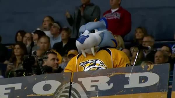 UnnecessaryCensorship, hockey, nashville, Um what's with all this tense idiotic Asian porcupine? (reddit) GIFs
