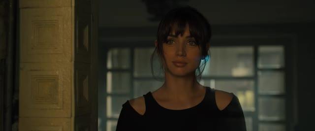 Watch Blade Runner 2049 GIF by Simo (@simonecolombo) on Gfycat. Discover more Blade Runner 2049, ana de armas, joi GIFs on Gfycat
