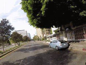 Thanksgiving traffic in Los Angeles[xpost r/losangeles, originally posted by u/c20] GIFs