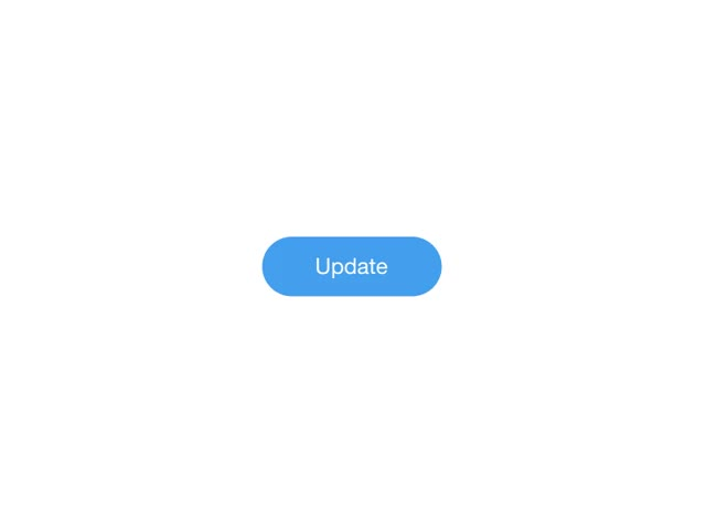 Watch and share Testing Animation Behavior For A New Update Button. GIFs on Gfycat