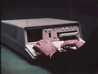 Watch and share Computers In Our Lives - Computer Educational Film From 1980 GIFs on Gfycat