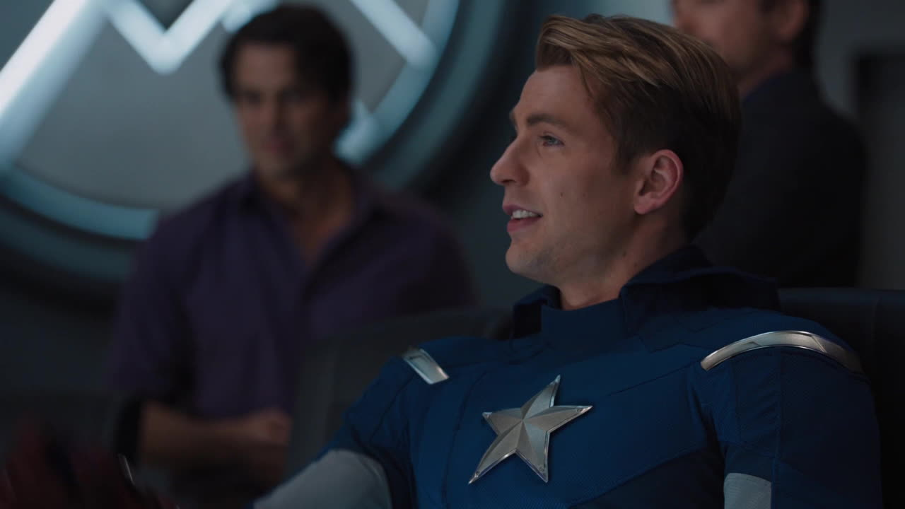 marvelstudios, The Avengers - Cap Reference GIFs
