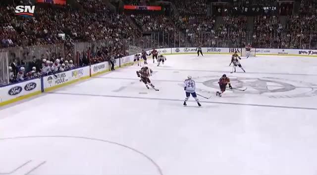 Watch Barkov Hat Trick Goal GIF by Beep Boop (@hockeyrobotthing) on Gfycat. Discover more hockey GIFs on Gfycat