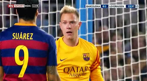 Watch and share Fc Barcelona GIFs on Gfycat