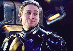 Watch this trending GIF on Gfycat. Discover more charlie hunnam GIFs on Gfycat