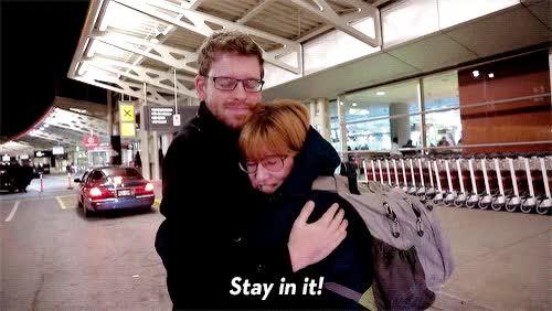 Watch and share Hug GIFs by Corey Vidal on Gfycat