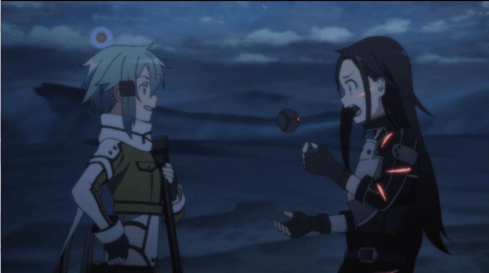 anime, swordartonline, Boom! GIFs