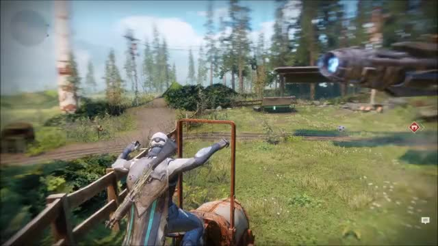 Watch and share Destiny 2 Tractor GIFs on Gfycat