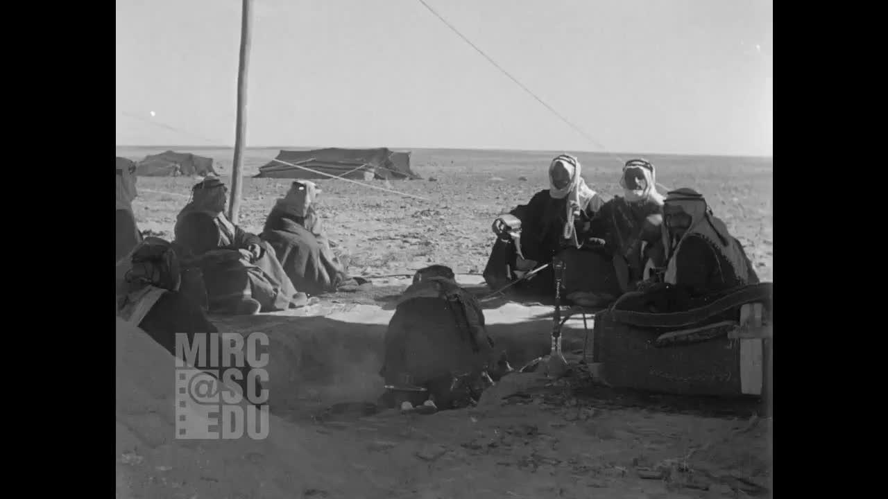 anazah, anazah tribe, rawalah tribe, tribe, My Anazah tribe , rawala demonstrates their power 1930 GIFs