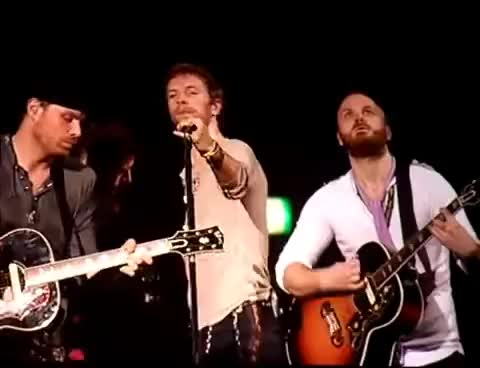Watch Coldplay GIF on Gfycat. Discover more coldplay GIFs on Gfycat