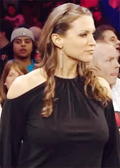 Watch and share Stephanie Mcmahon GIFs and Celebs GIFs by bsb_03 on Gfycat