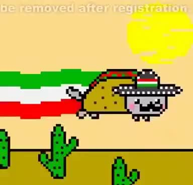 Watch and share Mexican GIFs and Nyancat GIFs on Gfycat