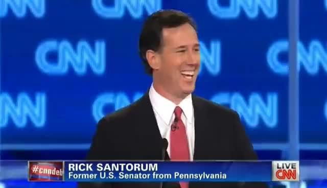 Watch santorum laugh GIF on Gfycat. Discover more laugh, rick, santorum GIFs on Gfycat