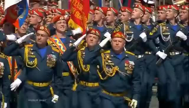 Watch and share HD Russian Army Parade, Victory Day 2015 Парад Победы GIFs on Gfycat