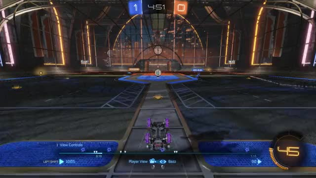 Watch and share Rocket League GIFs by basvriend on Gfycat