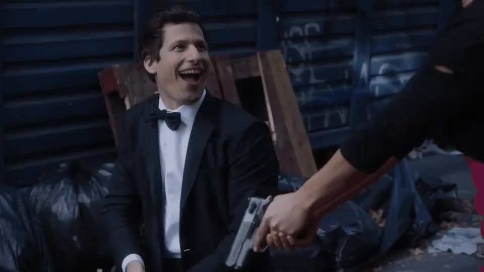andy samberg, MRW I read