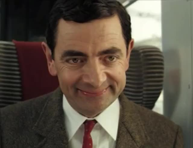 Watch this mr bean GIF by GIF Queen (@ioanna) on Gfycat. Discover more bean, dumb, ew, ewww, face, fun, funny, gif brewery, idiot, johnny english, movies, mr bean, rowan atkinson, stupid, train, ugly, ugly face GIFs on Gfycat