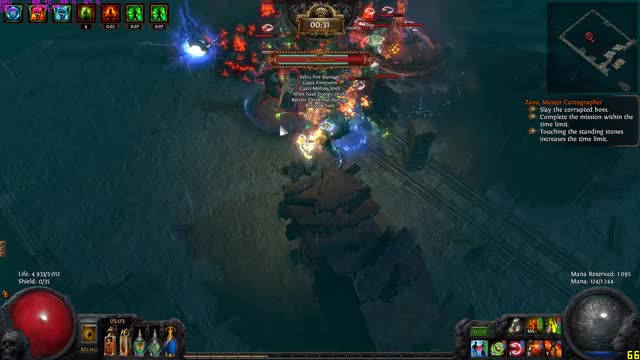 Watch and share Pathofexile GIFs by endeavour on Gfycat