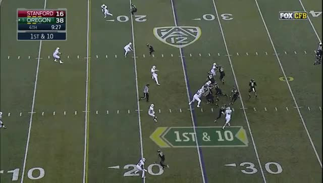 Watch and share Great Mobility And Accuracy On TD Pass By Mariota. (reddit) GIFs on Gfycat