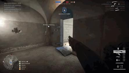Watch and share Six Slugs, Six Kills • R/battlefield_one GIFs on Gfycat
