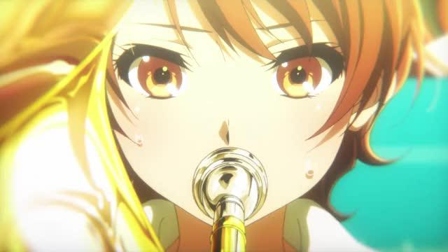 Watch Hibike! Euphonium S2 - 05 GIF by Agamath (@agamath) on Gfycat. Discover more Anime GIFs on Gfycat