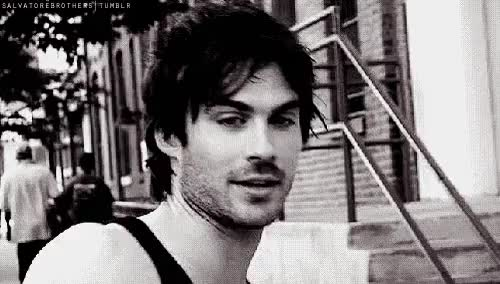 Watch and share Ian Somerhalder GIFs and Happy Birthday GIFs on Gfycat