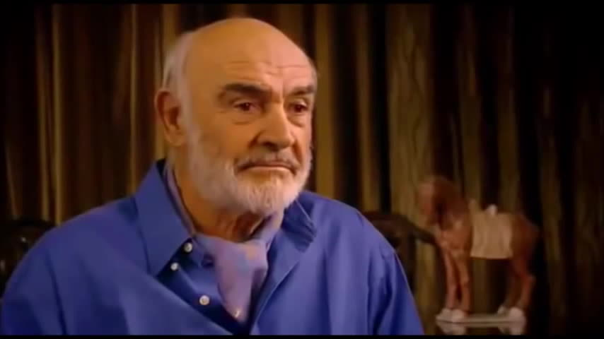 sean connery, sean connery (film actor), Sean Connery interview GIFs