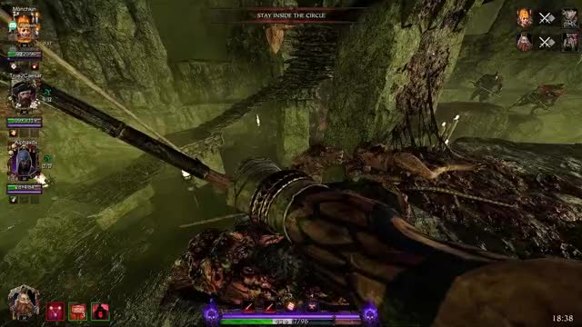 Watch and share Vermintide GIFs and Bardin GIFs on Gfycat