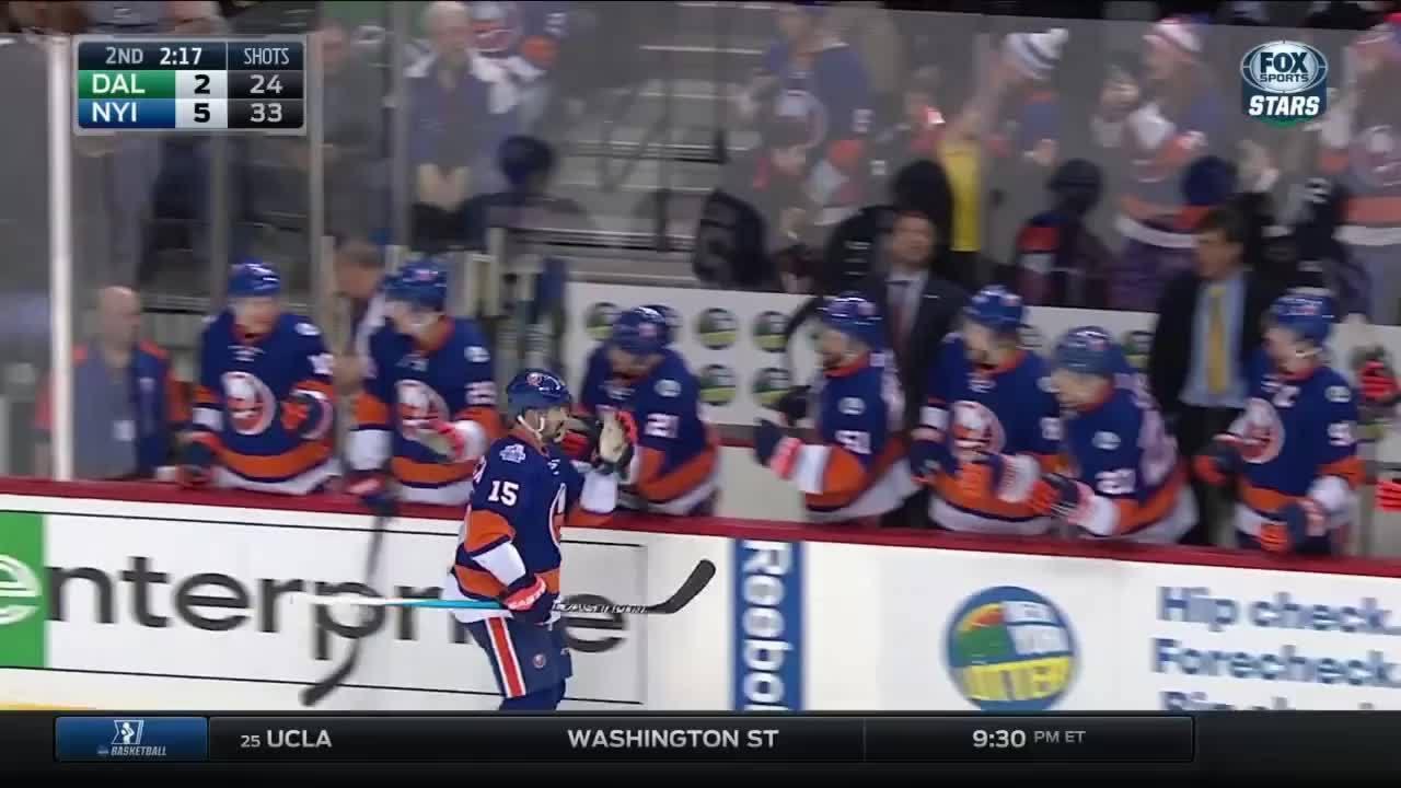 hockey, newyorkislanders, Clutterbuck GIFs