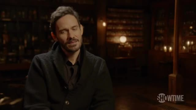 Watch Penny Dreadful | Christian Camargo on Dr. Sweet & Dracula | Season 3 GIF on Gfycat. Discover more penny dreadful, reeve carney, showtime GIFs on Gfycat