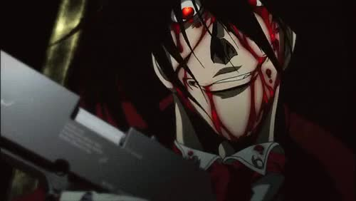 Watch and share Alucard GIFs on Gfycat