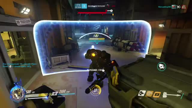 Watch Rein Commentary GIF on Gfycat. Discover more overwatch GIFs on Gfycat