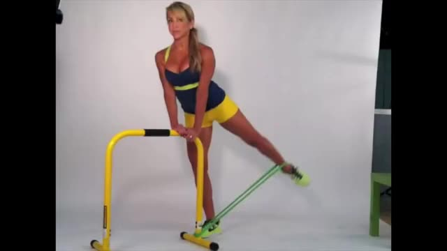 Watch and share Resistance Bands GIFs and Chalene Johnson GIFs on Gfycat