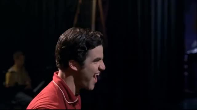 Watch Glee - Something's coming (Full performance + scene) 3x02 GIF on Gfycat. Discover more 3x02, Glee, scenes GIFs on Gfycat