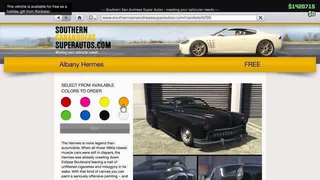 Watch and share Free Hermes 500k Wtf Rockstar Grand Theft Auto V 12.26.2017 - 00.28.08.06.DVR Edit GIFs on Gfycat