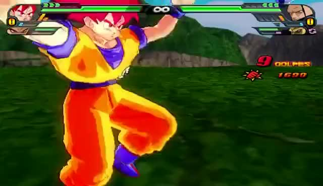 Watch and share Fusion GIFs and Gogeta GIFs on Gfycat