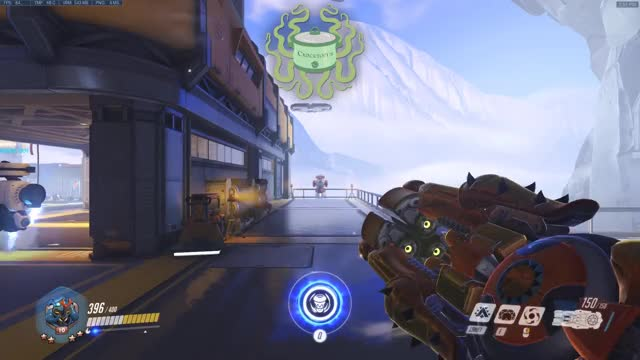 Watch ORISA - High APM Combo for Teamfights GIF on Gfycat. Discover more apm, orisa, overwatch, tanks GIFs on Gfycat