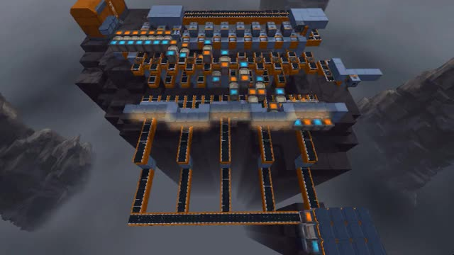 Watch and share Infinifactory: Landing Alignment Lights GIFs by rk84 on Gfycat