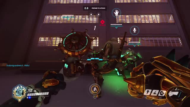 Watch and share Overwatch GIFs and Highlight GIFs by Dooms Not Dead on Gfycat