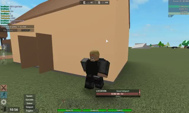 Watch and share RobloxPlayerBeta 2019-01-30 20-40-17-942 GIFs by tohkeyoh on Gfycat
