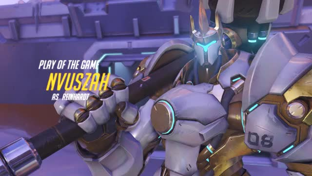 Watch Reinhardt Ownage GIF on Gfycat. Discover more overwatch GIFs on Gfycat