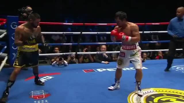 Watch Manny Pacquiao vs Lucas Matthysse knee GIF on Gfycat. Discover more related GIFs on Gfycat