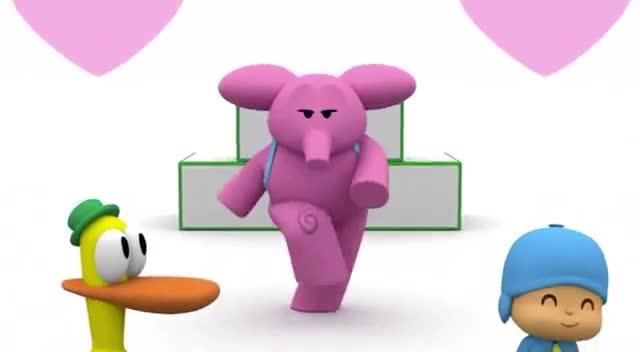 animals, best, dance, day, elephant, funny, heart, pocayo, sexy, world, worldelephantday, zoo, Funny pocayo elephant dance GIFs